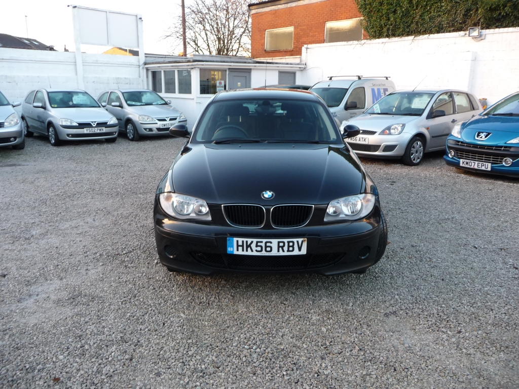 BMW 1 SERIES 2.0 118D ES 5DR Manual