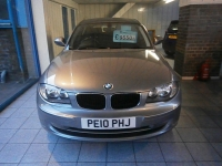 BMW 1 SERIES 2.0 118D SE 5DR Manual