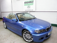 BMW 3 SERIES 2.5 325CI M SPORT 2DR Automatic