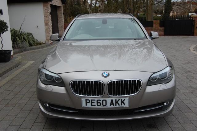 BMW 5 SERIES 2.0 520D SE TOURING 5DR Manual