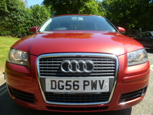 AUDI A3 1.6 SPECIAL EDITION 8V 3DR Manual