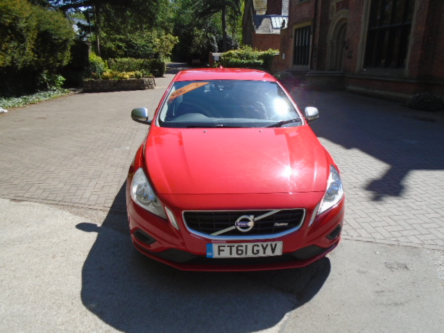 VOLVO S60 1.6 DRIVE R-DESIGN S/S 4DR Manual