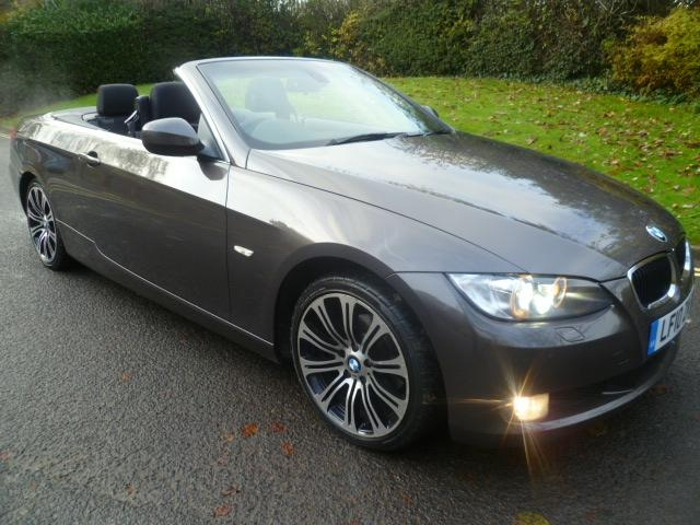 BMW 3 SERIES 2.0 320I SE 2DR Automatic