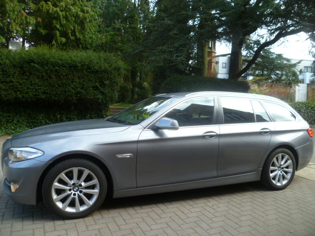 BMW 5 SERIES 2.0 520D SE TOURING 5DR Automatic