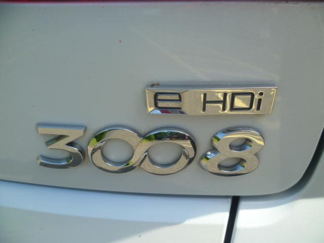PEUGEOT 3008 1.6 SPORT E-HDI FAP 5DR Semi Automatic