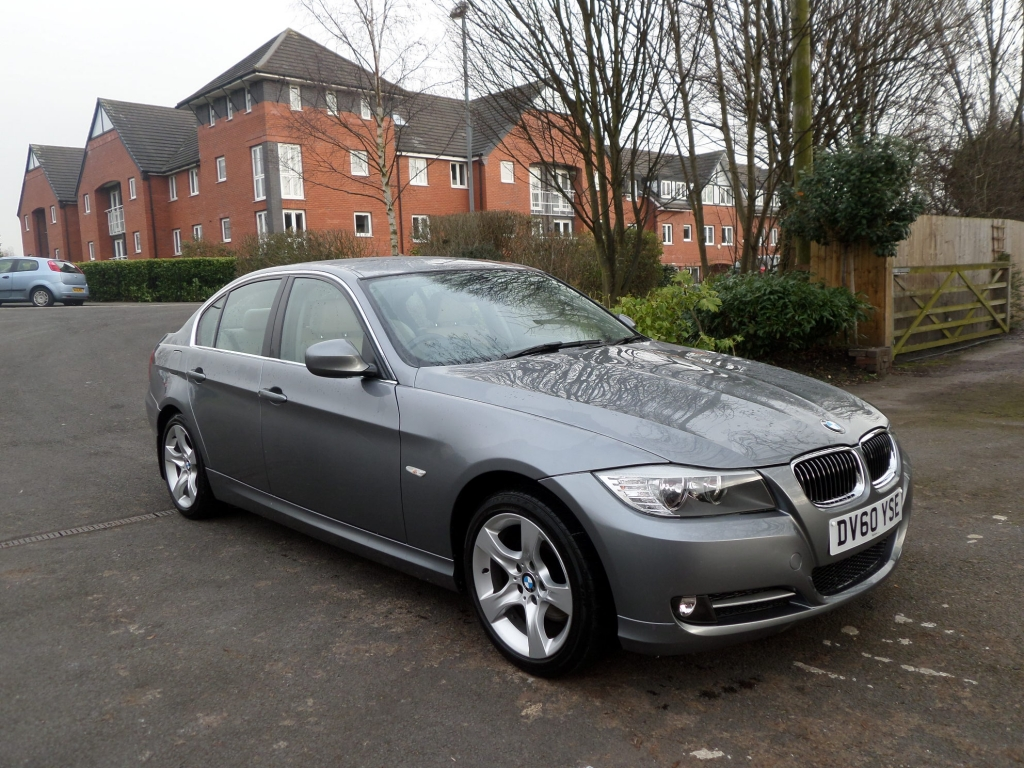 BMW 3 SERIES 2.0 320D EXCLUSIVE EDITION 4DR Manual