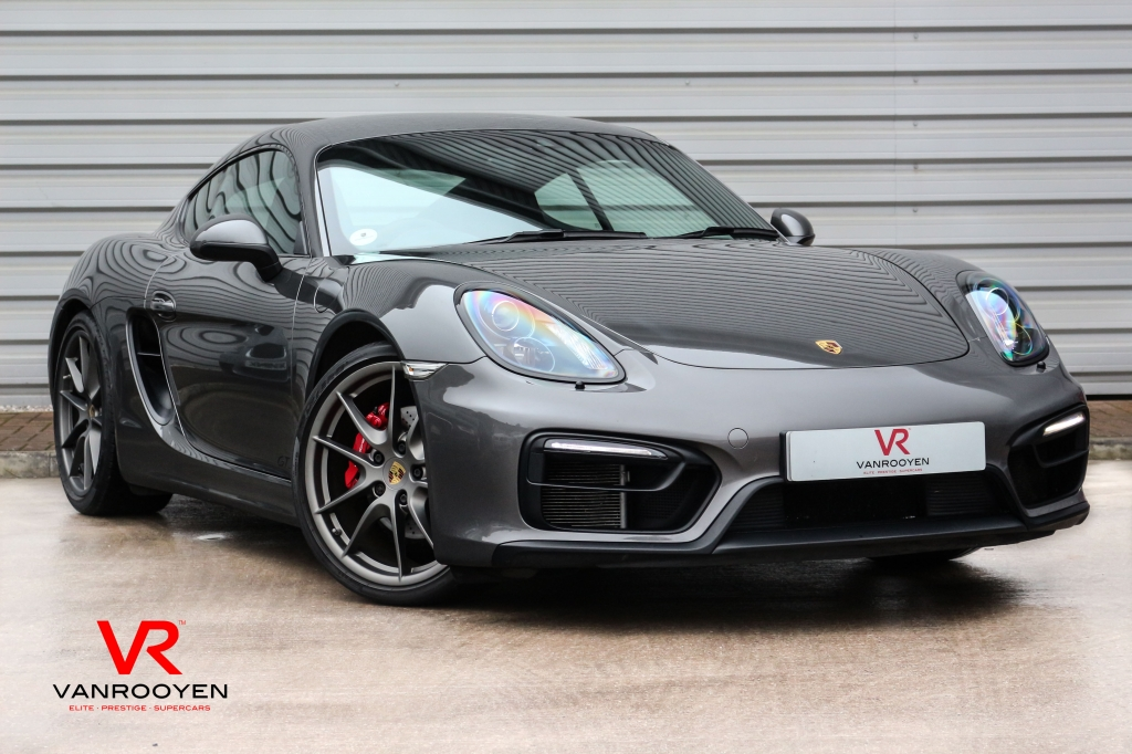 Vr Warrington Porsche Cayman 3 4 Gts Pdk 2dr Semi