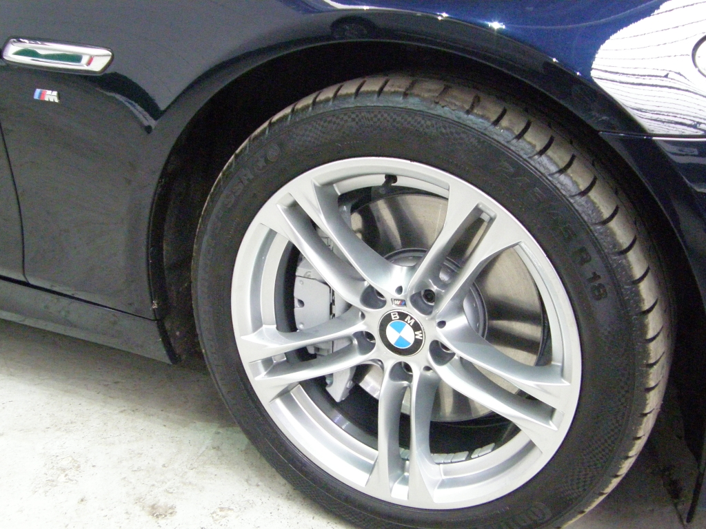 BMW 5 SERIES 3.0 535I M SPORT 4DR Automatic