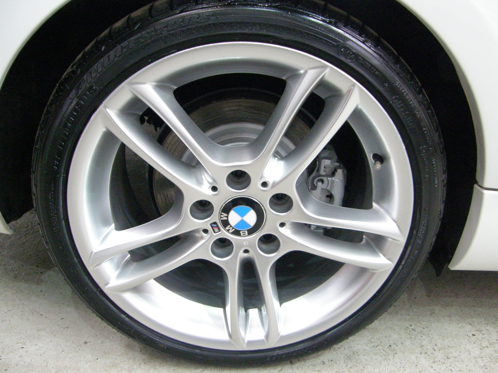 BMW 1 SERIES 3.0 125I M SPORT 2DR Manual