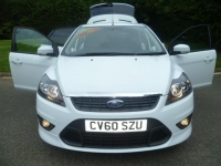 FORD FOCUS 1.6 ZETEC S TDCI 5DR Manual