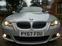 BMW 3 SERIES 3.0 325I M SPORT 2DR Manual