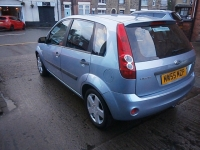 FORD FIESTA 1.2 ZETEC CLIMATE 16V 5DR Manual