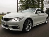 BMW 4 SERIES 2.0 420D M SPORT 2DR Manual
