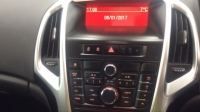 VAUXHALL ASTRA 1.7 SRI CDTI 5DR Manual