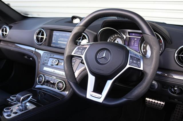 2016 (65) MERCEDES-BENZ SL 5.5 AMG SL 63 2DR Automatic | <em>36,200 miles