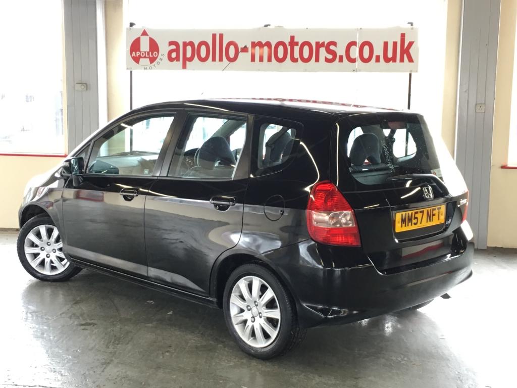 Honda Jazz 13 Dsi Se 5dr Manual For Sale In Bolton Apollo Motors