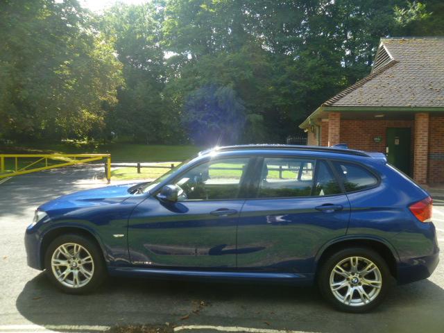BMW X1 2.0 XDRIVE18D M SPORT 5DR Manual
