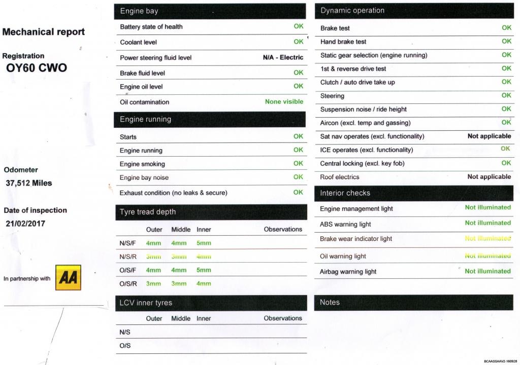 MERCEDES-BENZ B-CLASS 2.0 B180 CDI SPORT 5DR CVT