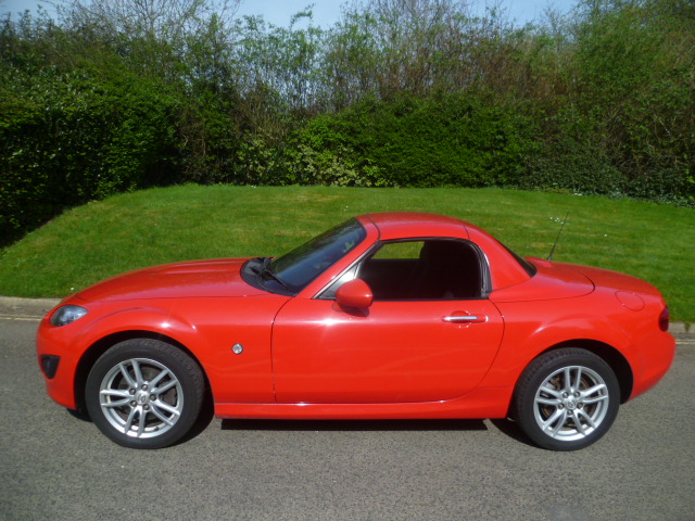 MAZDA MX-5 2.0 I ROADSTER SE 2DR Manual