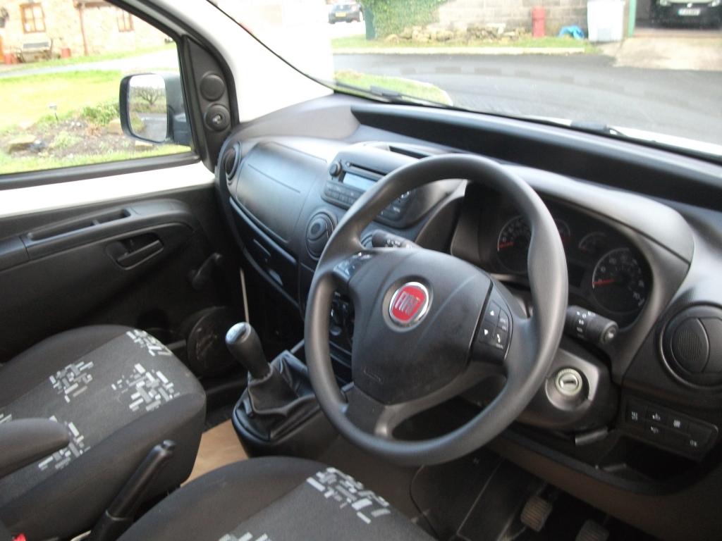 FIAT FIORINO DIESEL Car Derived Van 1.2 16V MULTIJET Manual
