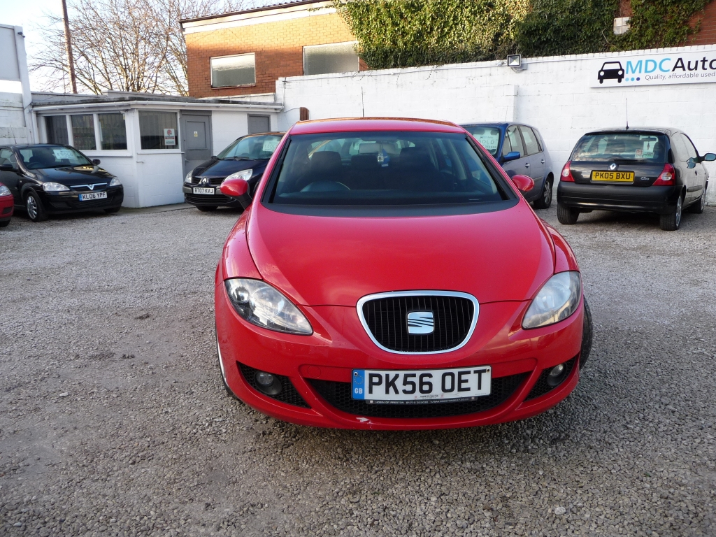 seat leon 2 0 reference sport tdi 5dr manual for sale in chorley mdc autos. Black Bedroom Furniture Sets. Home Design Ideas