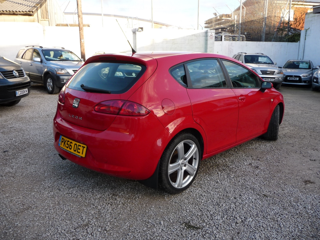 SEAT LEON 2.0 REFERENCE SPORT TDI 5DR Manual
