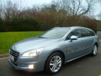 PEUGEOT 508 2.0 HDI SW ACTIVE 5DR Manual