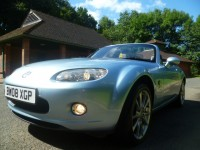 MAZDA MX-5 2.0 NISEKO I 2DR Manual