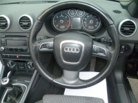 AUDI A3 1.6 TDI SPORT 2DR Manual