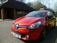RENAULT CLIO 1.5 DYNAMIQUE S MEDIANAV ENERGY DCI S/S 5DR Manual