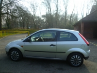 FORD FIESTA 1.2 LX 16V 3DR Manual