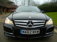MERCEDES-BENZ C-CLASS 1.6 C180 BLUEEFFICIENCY EXECUTIVE SE 5DR Manual