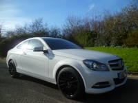 MERCEDES-BENZ C-CLASS 2.1 C220 CDI BLUEEFFICIENCY EXECUTIVE SE 2DR Manual