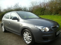 HYUNDAI I30 1.6 COMFORT 5DR Manual