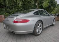 PORSCHE 911 3.6 CARRERA 2 TIPTRONIC S 2DR Automatic