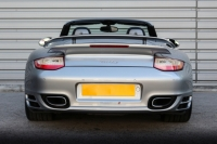 2011 (11) PORSCHE 911 3.8 TURBO PDK 3DR Semi Automatic