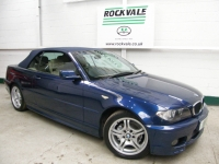 BMW 3 SERIES 2.0 318CI SPORT 2DR Manual