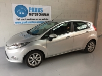 FORD FIESTA 1.4 ZETEC TDCI 5DR Manual