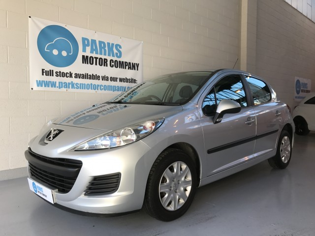 peugeot 207 1 4 s 5dr manual for sale in wirral parks motor company rh parksmotorcompany co uk Peugeot 207 Iran Lady Bugg Peugeot 207 Manual