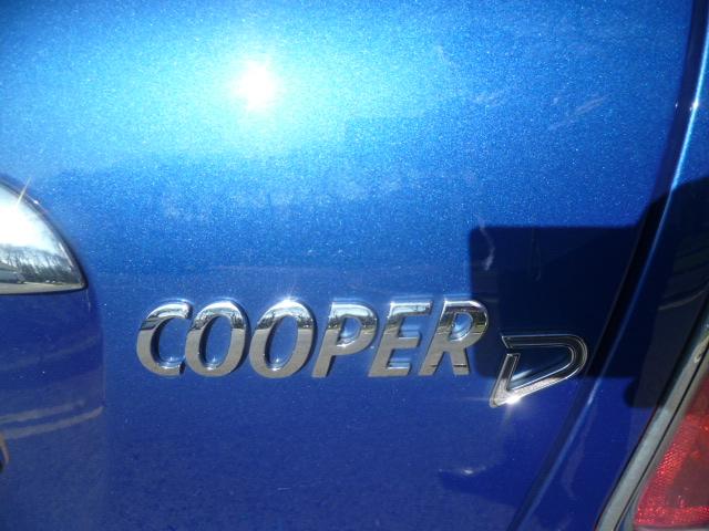 MINI HATCH 1.6 COOPER D 3DR Manual
