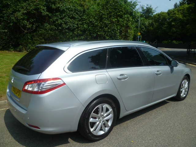 PEUGEOT 508 1.6 HDI SW ACTIVE 5DR Manual