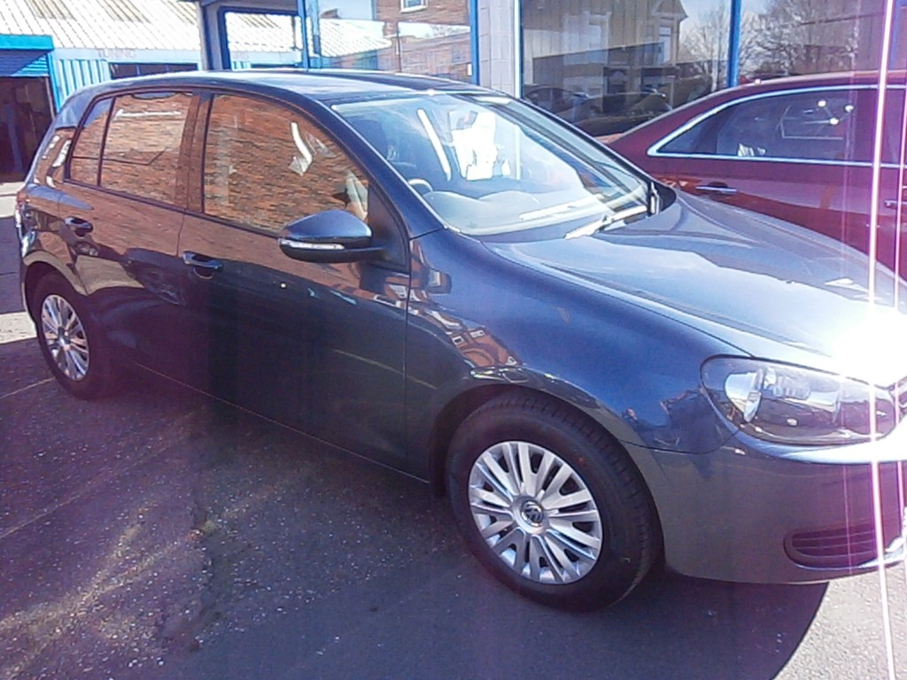 VOLKSWAGEN GOLF 1.6 S TDI 5DR Manual