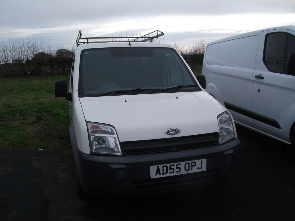 Ford Transit Connect Owner s Manual