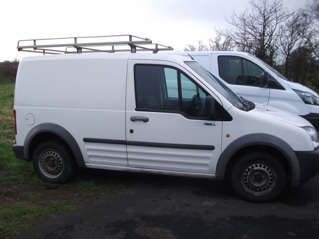 Ford Transit Connect 1 8 T200 L Swb Manual For Sale In Ormskirk