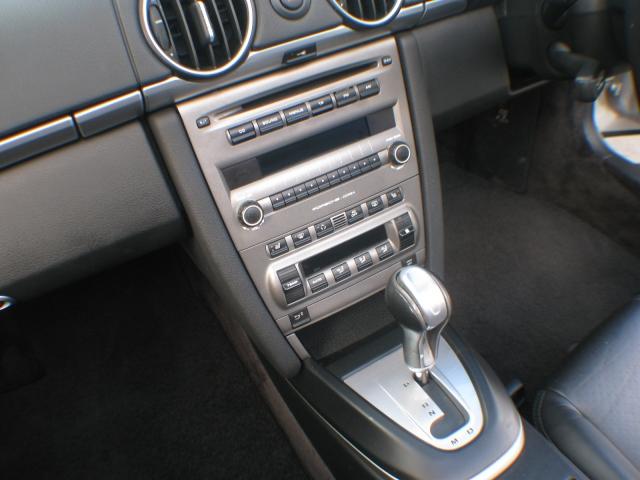 PORSCHE BOXSTER 3.4 24V S TIPTRONIC S 2DR Automatic