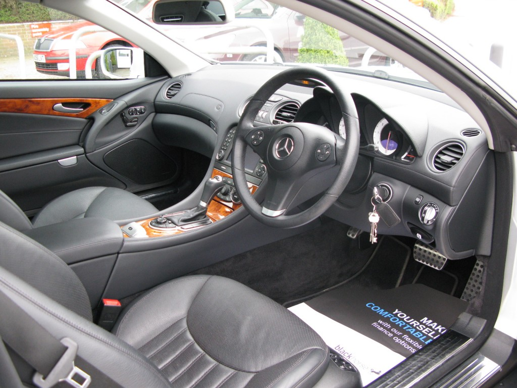MERCEDES-BENZ SL 5.5 SL500 2DR Automatic