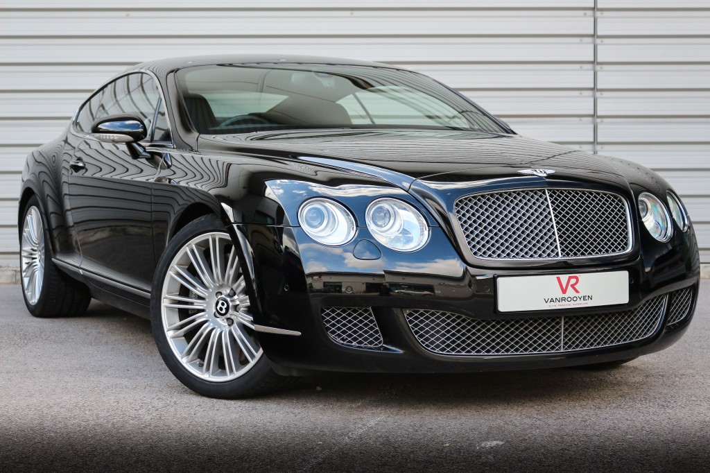 Vr Warrington Bentley Continental 6 0 Gt Speed 2dr Automatic For