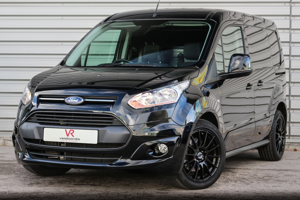 vr warrington ford transit connect   limited pv