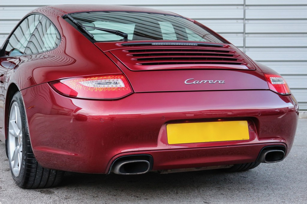 Vr Warrington Porsche 911 3 6 Carrera 2 2dr Manual For