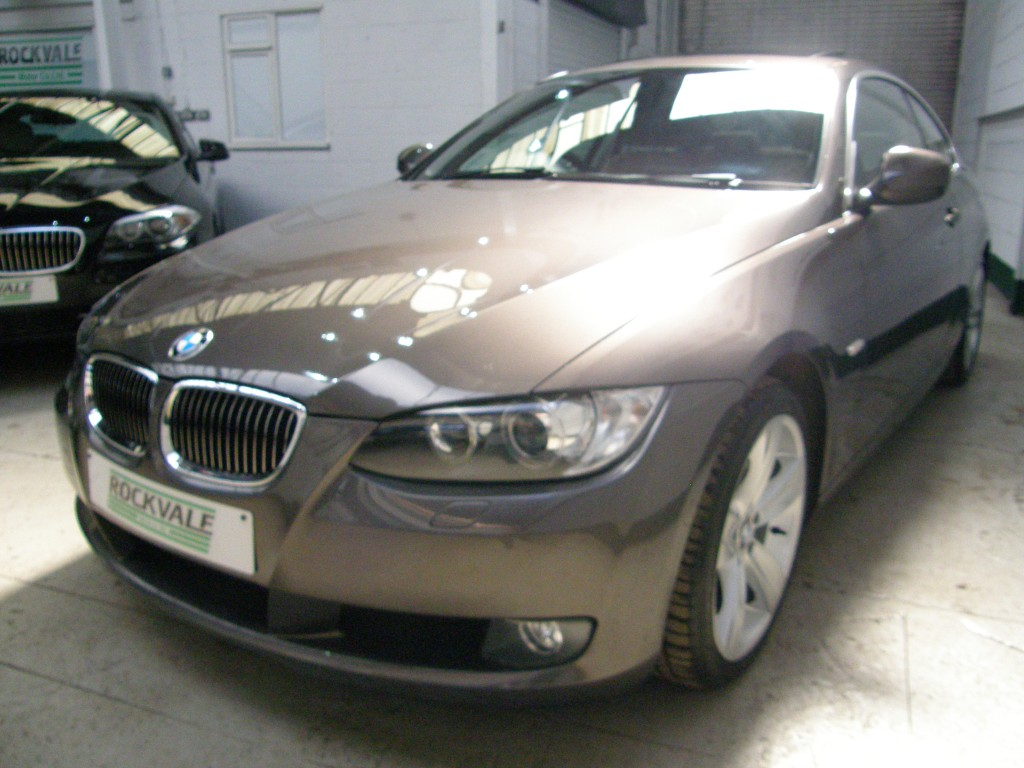 BMW 3 SERIES 3.0 325I SE HIGHLINE 2DR Automatic